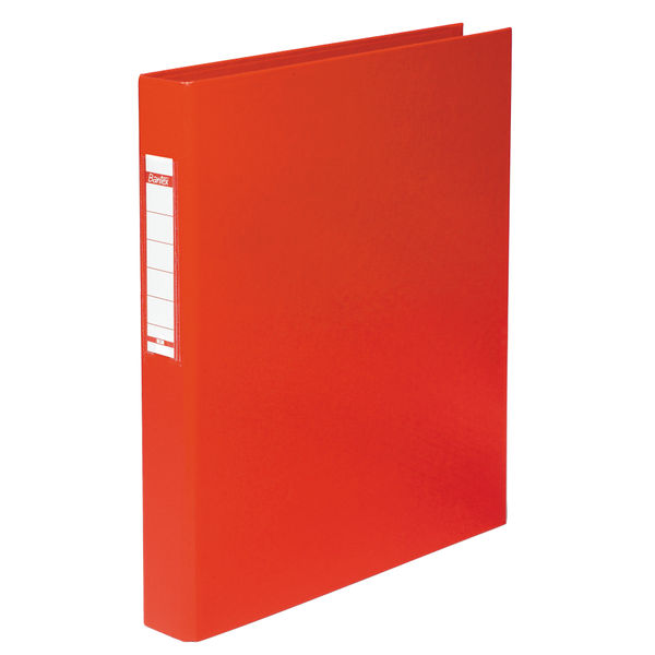 Elba Red A4 2 O-Ring Binder 25mm, Pack of 10 - 400001511
