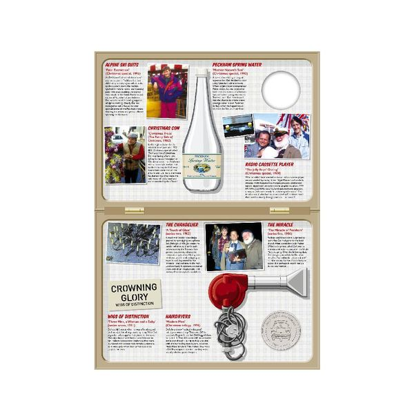 Only Fools and Horses Medal Cover