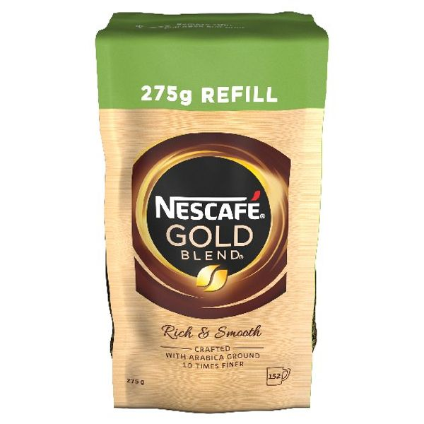Nescafe Gold Blend Vending Machine Refill Pack 275g 12162463