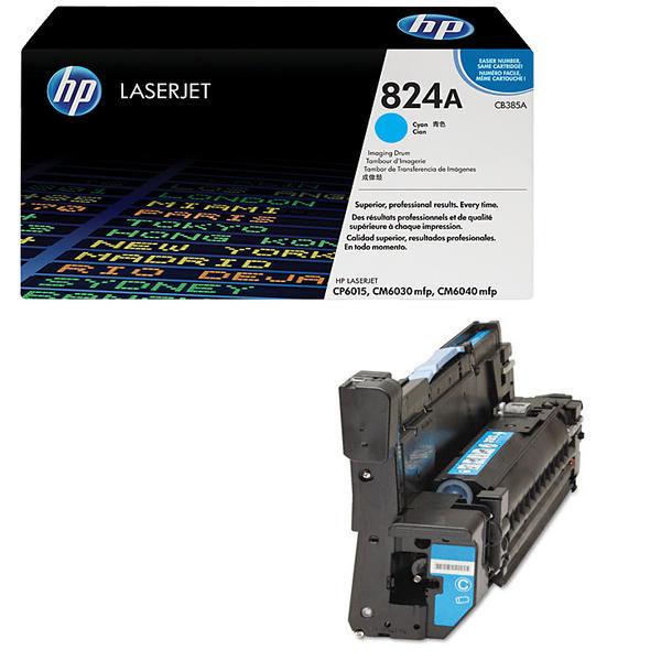 HP 824A Cyan Image Drum - CB385A