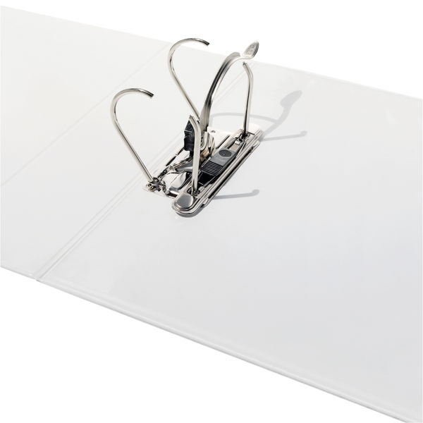 Leitz White 80mm 180 Presentation Lever Arch File (Pack of 10) - 42250001