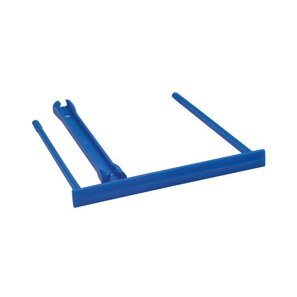 Q-Connect E-Clip Blue | KF02282