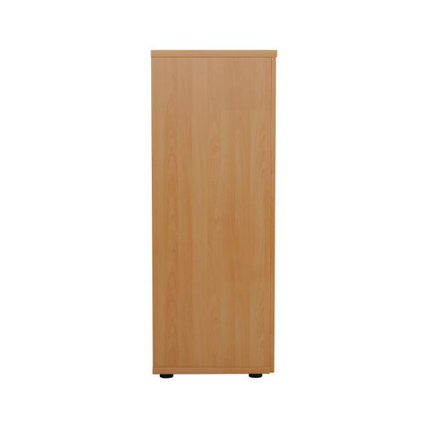First 1200mm Beech Wooden Storage Cupboard