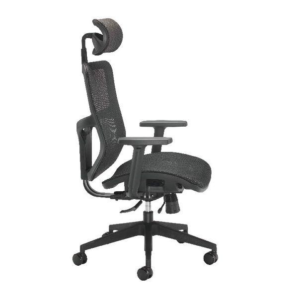Arista Axis Mesh Task Chair Black KF79131