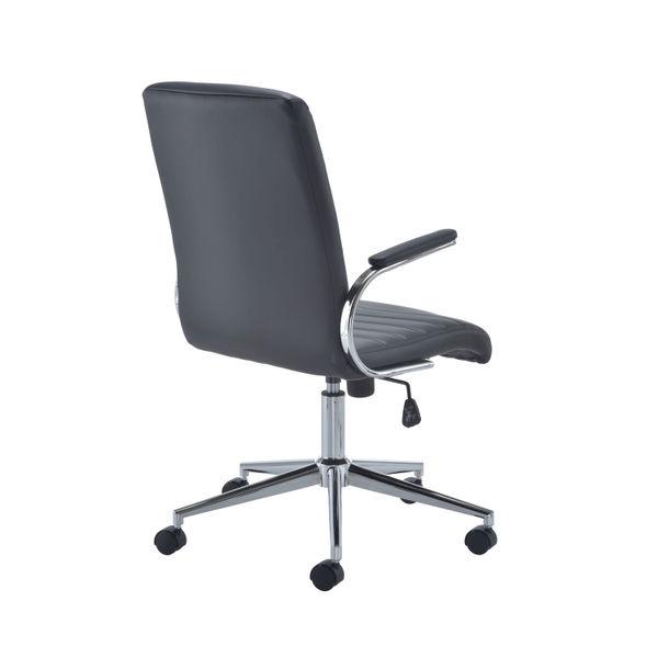 Arista Tarragona Leather Look Chair