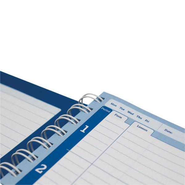 Silvine A4 6 Period Teacher Academic Planner and Record - EX202
