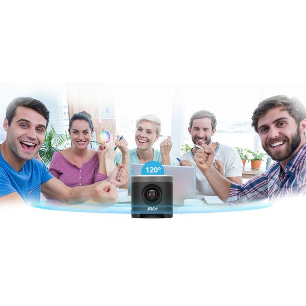 Aver CAM340+ Professional USB Webcam - AVERCAM340PLUS