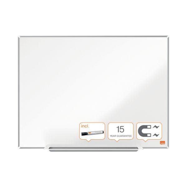 Nobo Impression Pro Steel Magnetic Whiteboard 600x450mm 1915401