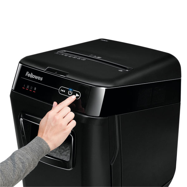 Fellowes Automax 130C Cross Cut Shredder - 4680201