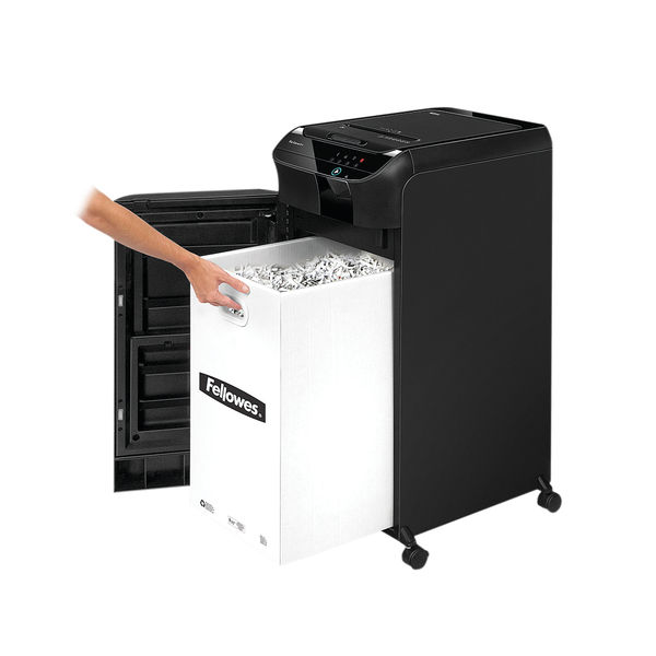 Fellowes AutoMax 600M Micro Cut Auto Feed Shredder – 4657401