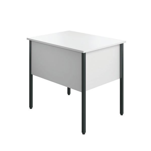Jemini Eco 800mm White Midi Homework Desk