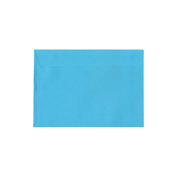 Blake C5 Envelopes Peel and Seal 120g Pacific Blue [250 Pack] BLK93017