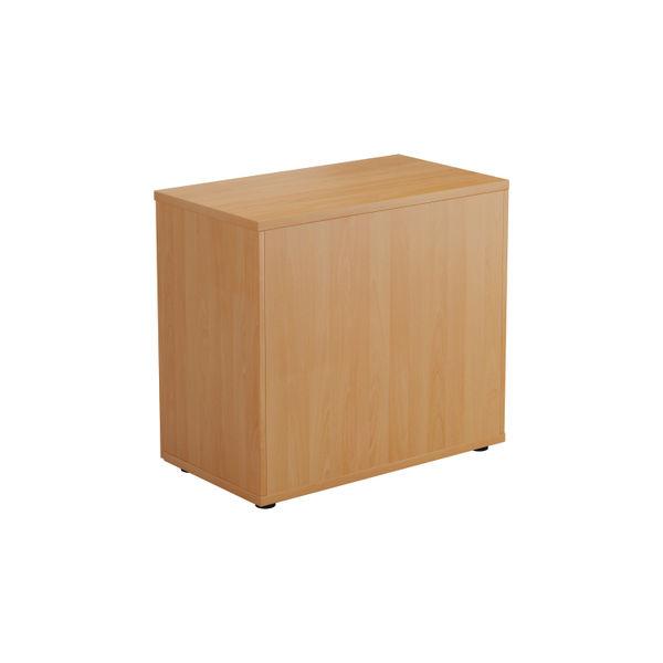 First 730mm Beech Wooden Storage Cupboard
