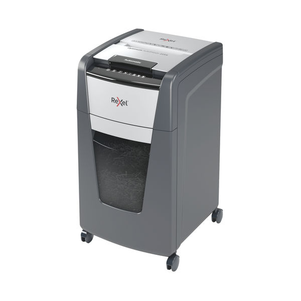 Rexel Optimum AutoFeed+ 225X Cross Cut Shredder | 2020225X