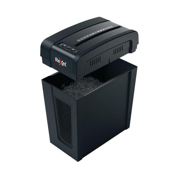 Rexel Secure X8-SL Whisper-Shred™ Cross Cut Slim Shredder - 2020126