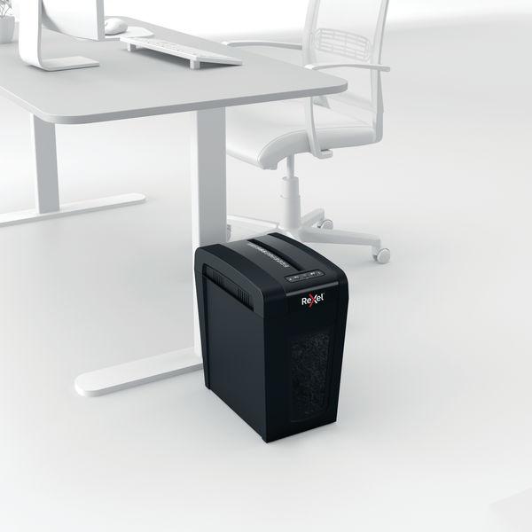 Rexel Secure X10-SL Whisper-Shred™ Cross Cut Slim Shredder - 2020127