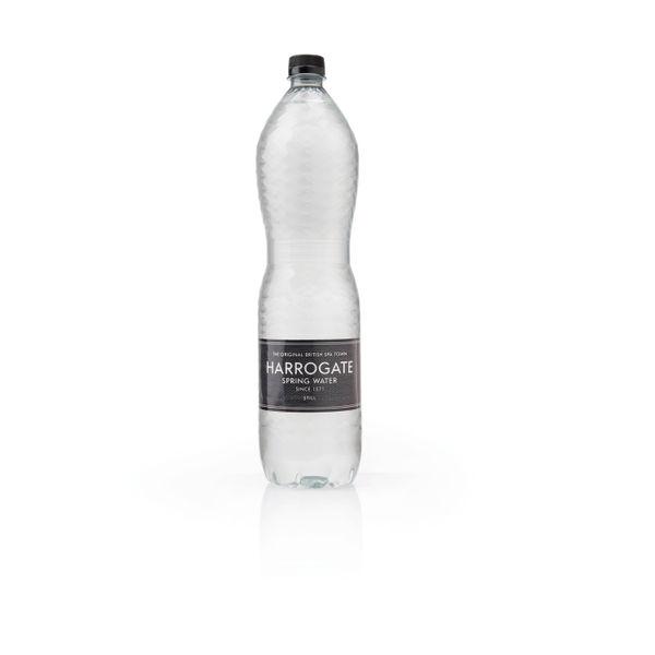 Harrogate Spa - Still Bottled Spring Water 1.5L - Pack of 12 - HSW35117