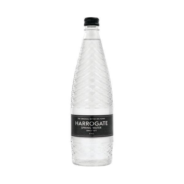 Harrogate 750ml Still Water Glass Bottles, Pack of 12 - G75012 1S