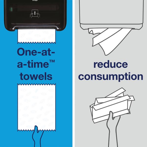 Tork Blue 150 ml Matic Hand Towel Rolls (Pack of 6) – 290068