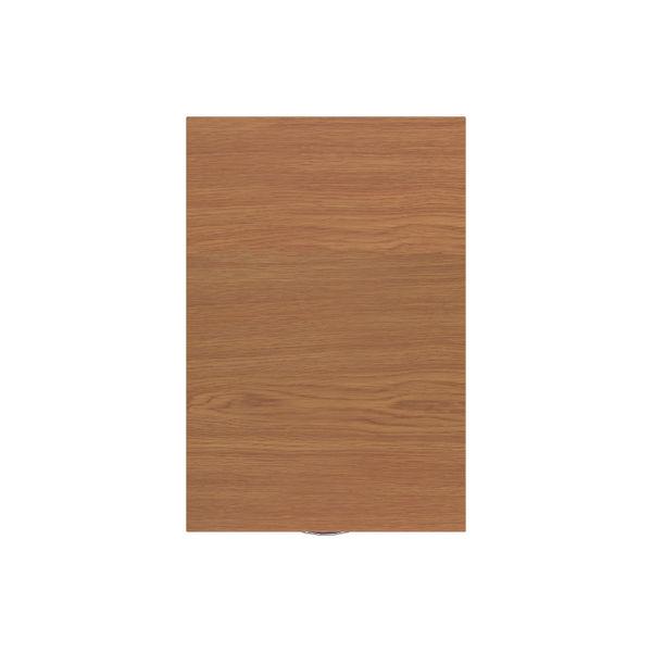 Jemini D600mm Nova Oak 3 Drawer Desk High Pedestal