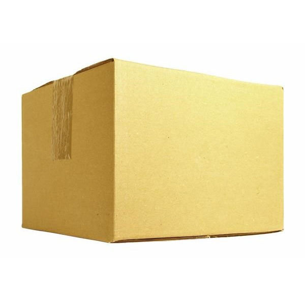 Single Wall 305mm x 254mm x 254mm Cardboard Boxes, Pack of 25 - SC-11