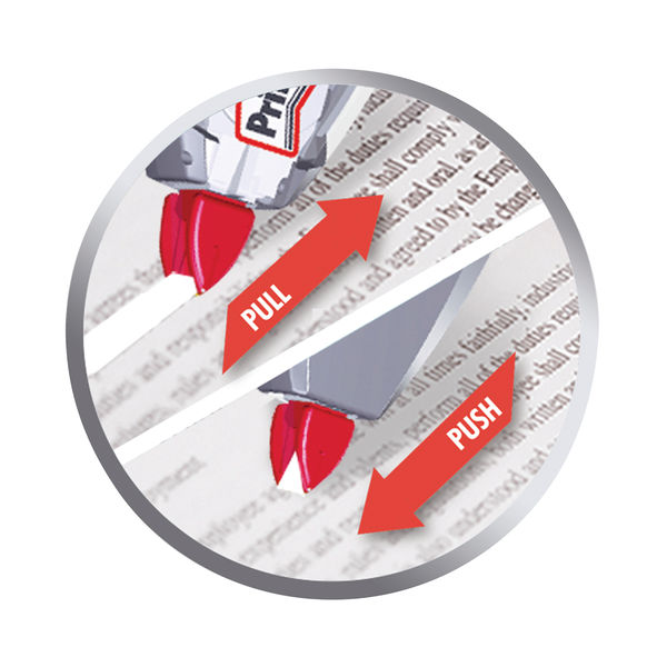 Pritt 4.2mm x 10m Compact Correction Rollers, Pack of 10 - 2120452
