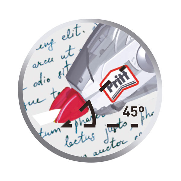 Pritt Compact Correction Roller 4.2mm x 10m (Pack of 10) 2120452