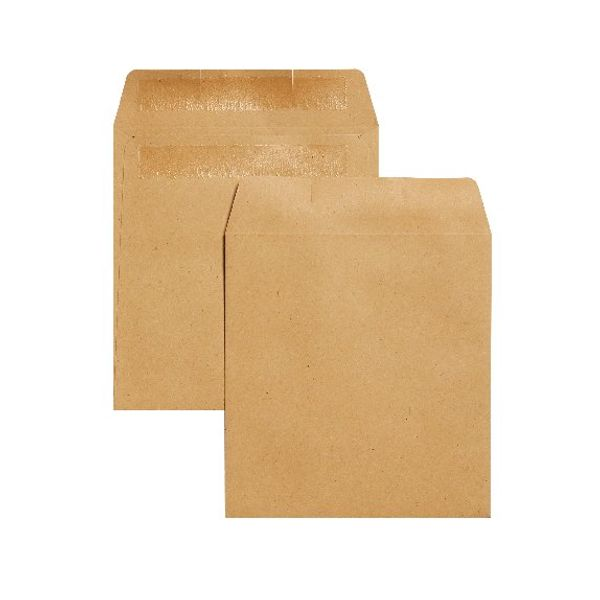 Q-Connect 108 x 102mm Self Seal Wage Envelopes Pack of 1000 | KF3420