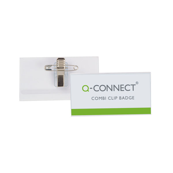 Q-Connect Combination Badges - KF01568