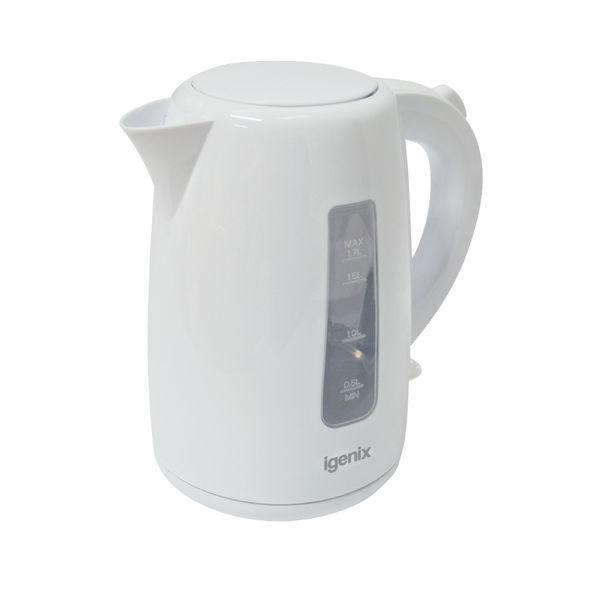 Igenix 1.7 Litre Jug Kettle White IG7105