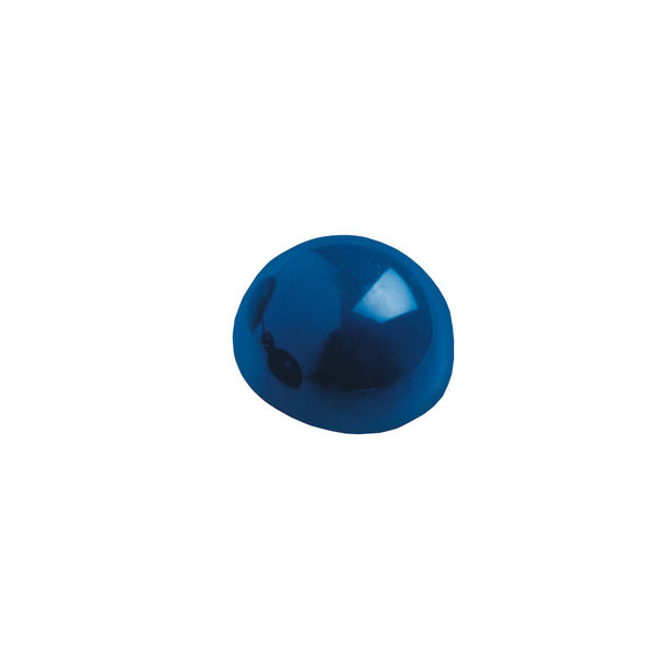 Maul 30mm Blue Dome Magnet - Pack of 10 - 6166035