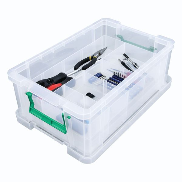 StoreStack 5.5L Storage Box with Lid - S20M055VW