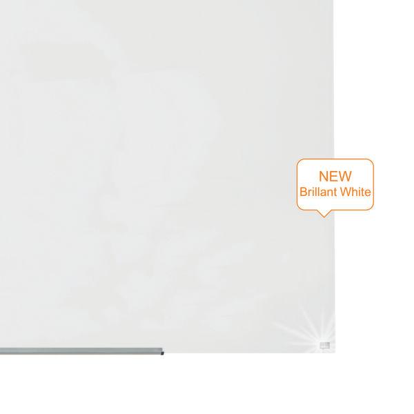 Nobo Impression Pro Glass Magnetic Whiteboard 1900 x 1000mm 1905178
