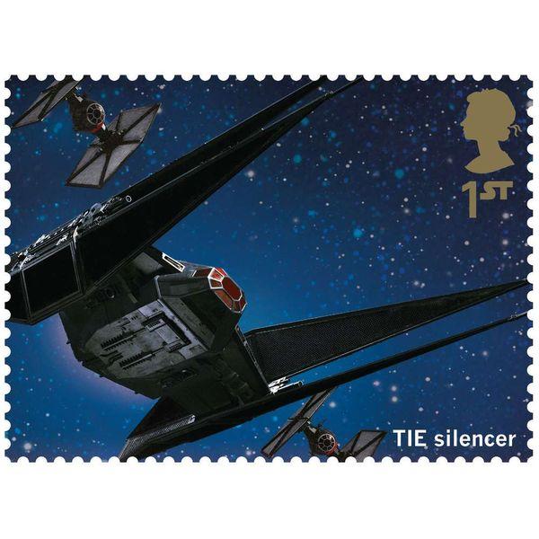 The Star Wars Miniature sheet