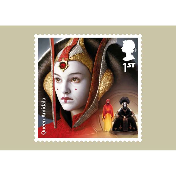 The Star Wars Stamp Card Pack