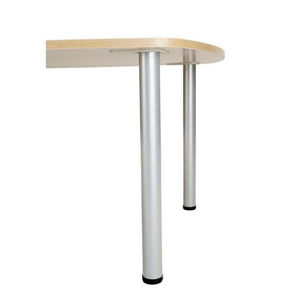 Jemini 1800mm Maple Boardroom Table