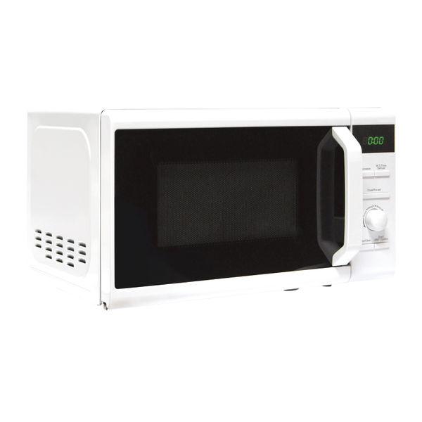 Igenix White 800W Microwave – IG2096