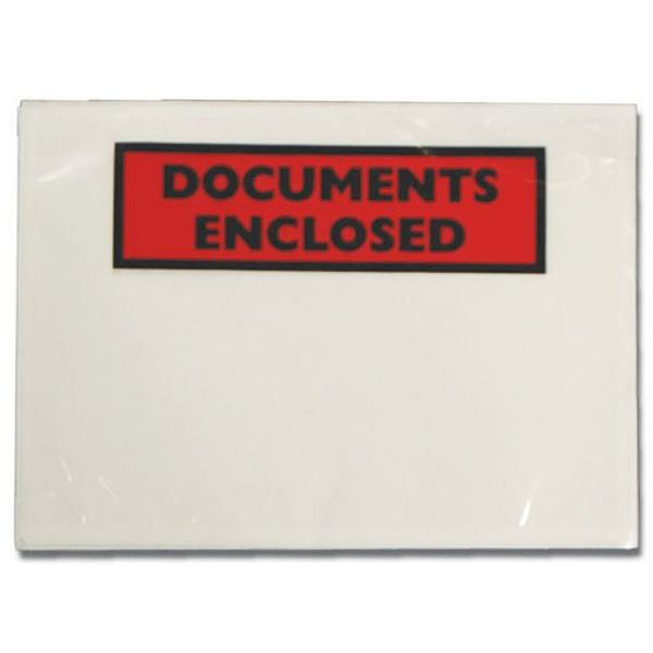 Gosecure A6 Documents Enclosed Self Adhesive Envelopes | 4302002