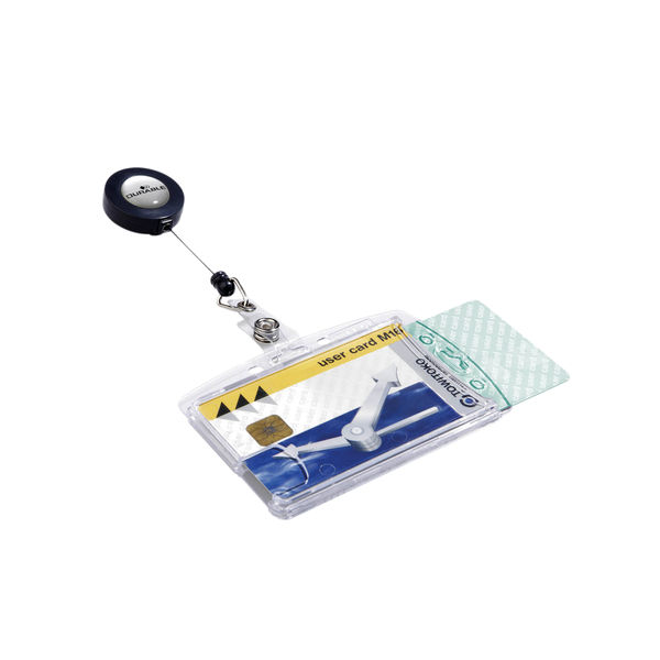 Durable Security Pass/Badge Pack DB80277
