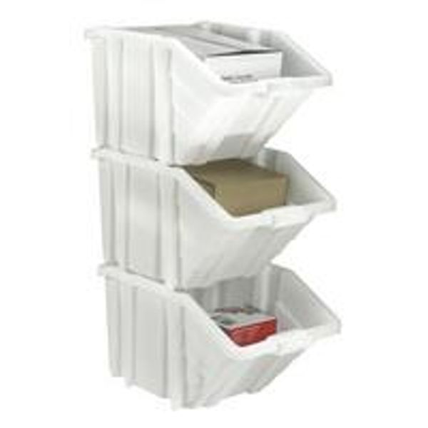 Barton Multifunctional Storage Container with Lids (Pack 4) 052100/4 P