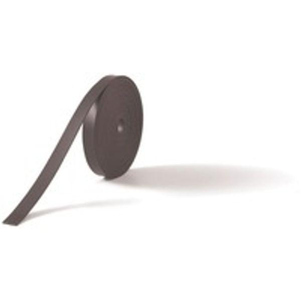 Nobo Black Magnetic Tape 10mm x 5m - 1901131
