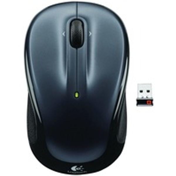 Logitech M325 Wireless Mouse Dark Silver 910-002142