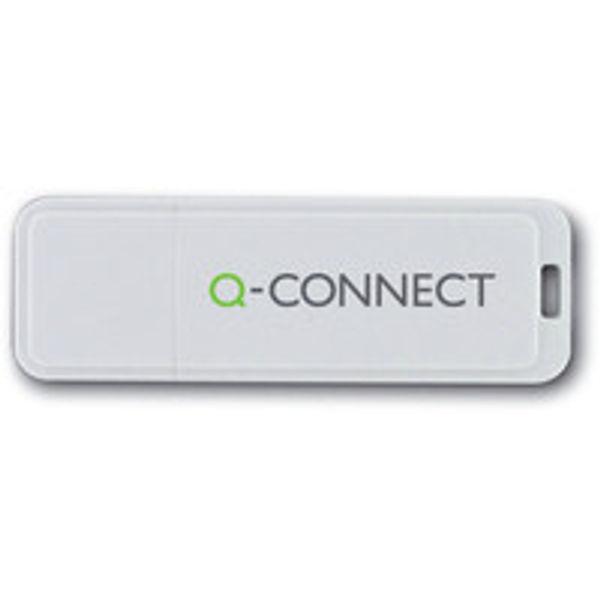 Q-Connect 32GB USB 2.0 Swivel Flash Drive - QCONFD32GBEVO