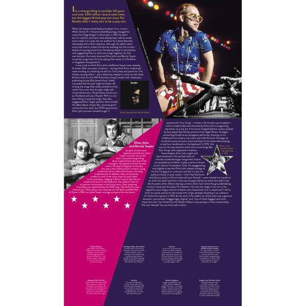 The Elton John Presentation Pack