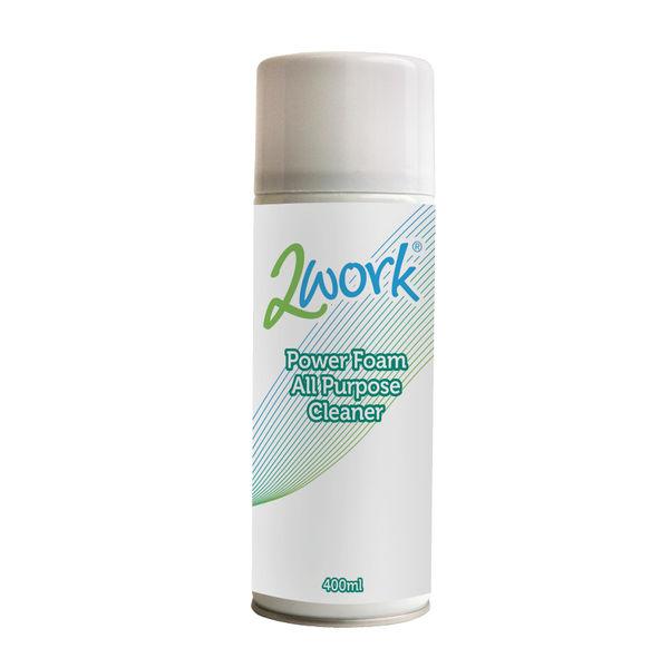 2Work Superclean Foam, 400ml | DB57168