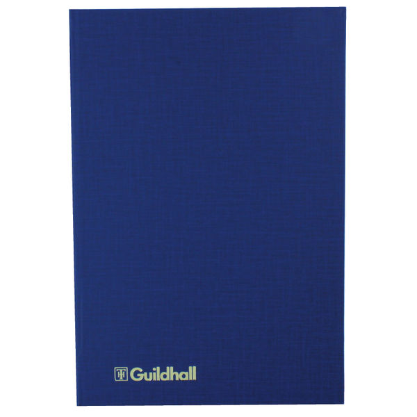 Guildhall Analysis Account Book 80pp 31/6