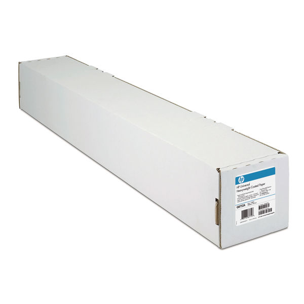 HP Large Format Media InkJet Paper Coated Roll 36'/914Mm Wide 45M   98gsm C6020B