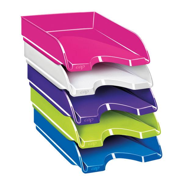 CEP Pro Gloss Letter Tray White 200GWHITE