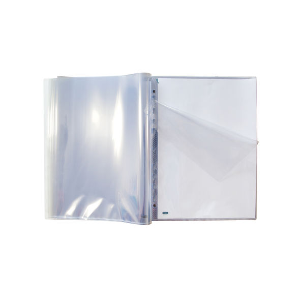 Oxford A4 Punched Pocket Pad, Pack of 60 - 44122002