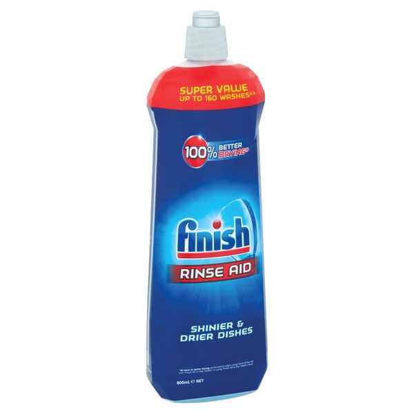 Finish 800ml Rinse Aid - RB760420